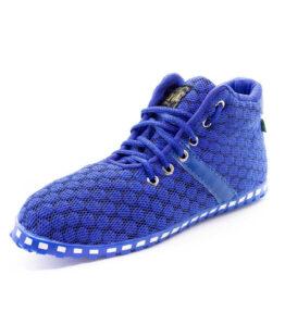 Botinha Taygra Confort Azul Royal