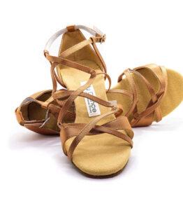 Sandália para Dança My Dance Modelo Dubai