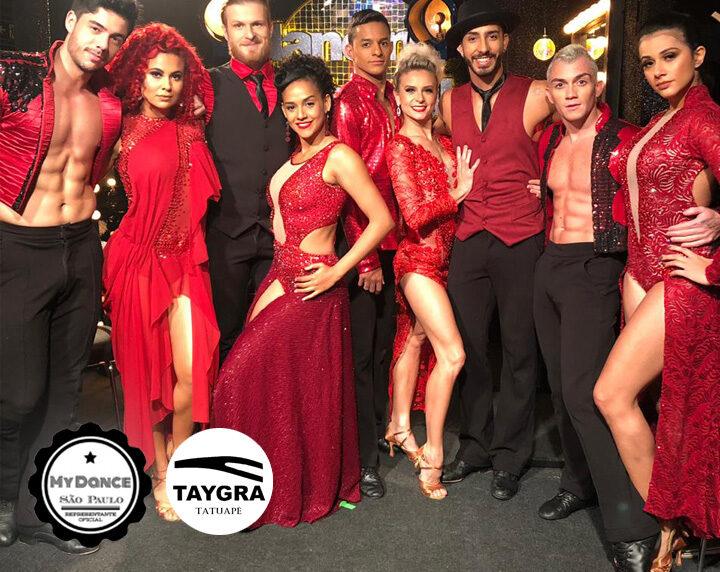 Patrocinadora da Dança dos Famosos
